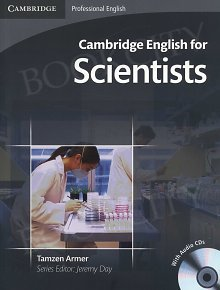 Cambridge English for Scientists Student's Book with Audio CD