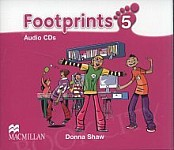 Footprints 5 Audio CD (3)