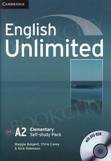 English Unlimited A2 Elementary ćwiczenia