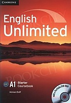 English Unlimited A1 Starter Classware DVD-ROM