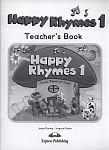 Happy Rhymes 1 książka nauczyciela