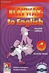 Playway to English 2 ed Level 4 ćwiczenia