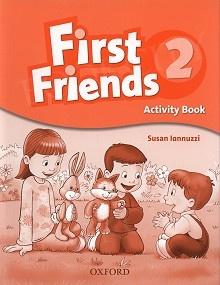 First Friends 2 ćwiczenia