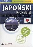 Japoński. Krok dalej Książka + 3 x Audio CD