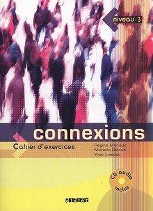 Connexions 3 Ćwiczenia + CD audio