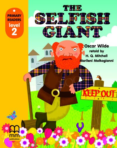 The Selfish Giant Book with Audio CD/CD-ROM