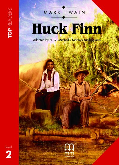 Huck Finn Student's Book with CD-ROM