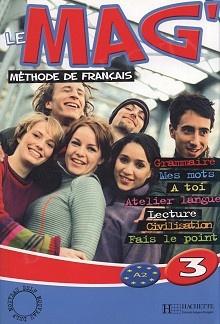 Le Mag 3 podręcznik