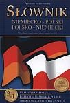 Słownik niemiecko-polski polsko-niemiecki wersja kieszonkowa oprawa twarda