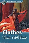 Clothes Then and Now Audio CD Pack Book