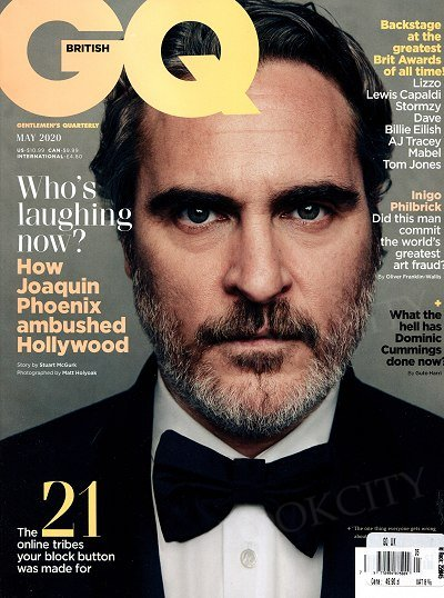 GQ Gentlemen's Quarterly (UK)