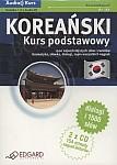 Koreański. Kurs podstawowy. Książka+2CD