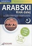 Arabski Krok dalej Książka + CD
