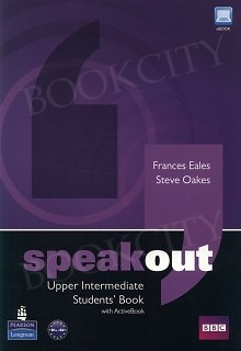 Speakout Upper-Intermediate B2 Student's Book plus DVD / Active Book (bez kodu)