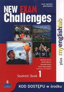 New Exam Challenges 1 Students' Book plus MyEnglishLab