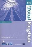 New Total English Elementary książka nauczyciela