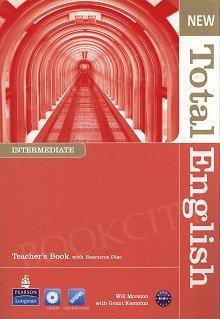 New Total English Intermediate Teacher's Book