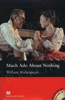 Much Ado About Nothing Book and CD