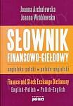 Słownik finansowo-giełdowy: angielsko-polski, polsko-angielski