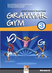 Grammar Gym 3 książka + Audio CD