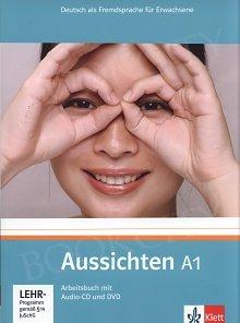 Aussichten A1 Ćwiczenia + CD + DVD
