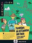 Perdidos en el Camino del Inca Książka + CD