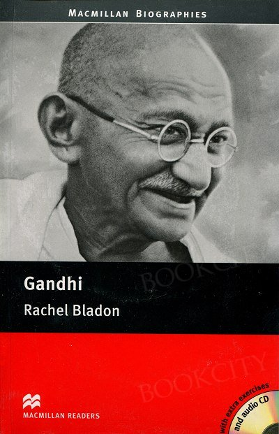 Gandhi Book + CD