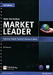 Market Leader 3rd Edition Upper-Intermediate Teacher's Resource Book