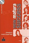 New Matura Success Elementary książka nauczyciela