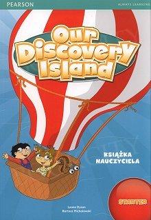 Our Discovery Island starter książka nauczyciela