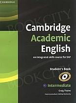 Cambridge Academic English Intermediate podręcznik