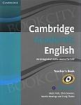 Cambridge Academic English Advanced książka nauczyciela