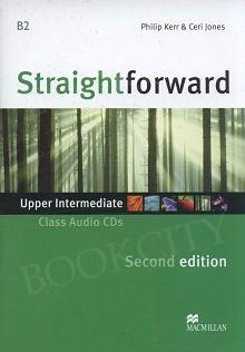 Straightforward 2nd ed. Upper-Intermediate Class CD