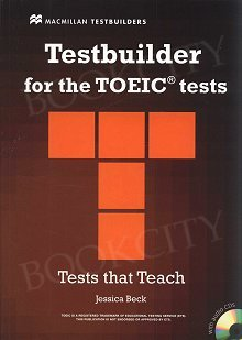 TOEIC Testbuilder TOEIC Testbuilder Student's Book Pack