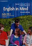 English in Mind (2nd Edition) Level 5 Audio CDs (4)