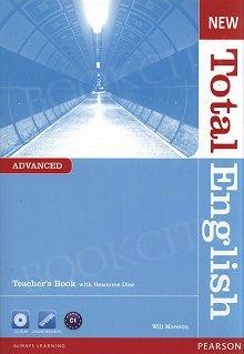 New Total English Advanced Teacher's Book