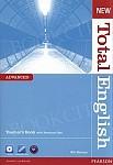 New Total English Advanced książka nauczyciela