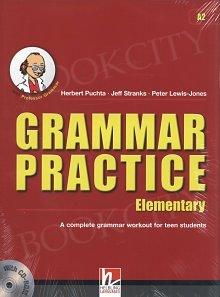 Grammar Practice Elementary książka + online activities