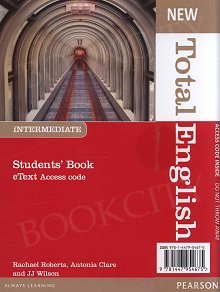 New Total English Intermediate New Total English Intermediate eText Students' Book Access Card
