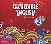 Incredible English 2 (2nd edition) Class CD (3)