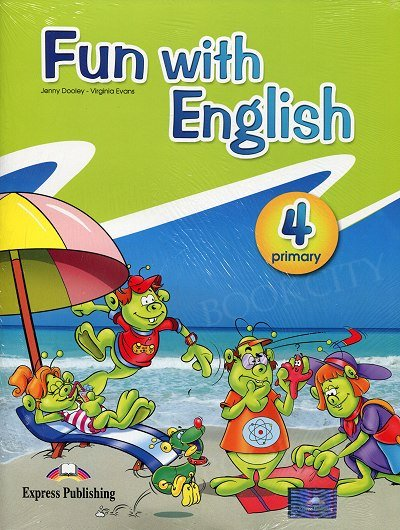 Fun with English 4 podręcznik