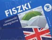 Czasowniki nieregularne Fiszki + mp3 online
