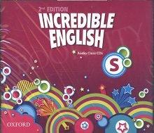 Incredible English Starter (2nd edition) Class CD (3)