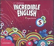 Incredible English Starter (2nd edition) Class CD (3)