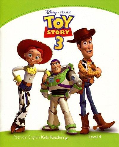 Toy Story 3 Poziom 4 (800 słów)