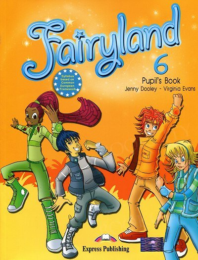 Fairyland 6 Pupil's Book + i-eBook