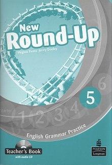 New Round Up 5 Teacher's Book plus Audio CD