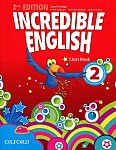 Incredible English 2 (2nd edition) Class Book