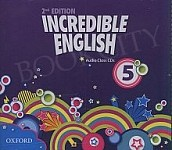 Incredible English 5 (2nd edition) Class CD (3)
