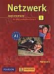 Netzwerk 1 Podręcznik plus Audio CD plus film DVD